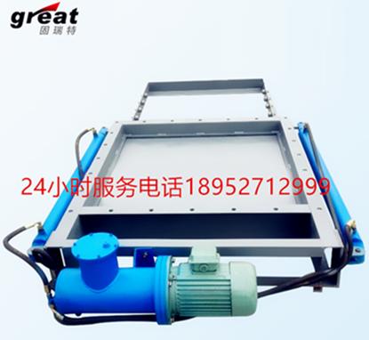 固瑞特机电设备提供有品质的电液动平板闸门,电液动平板闸门价格