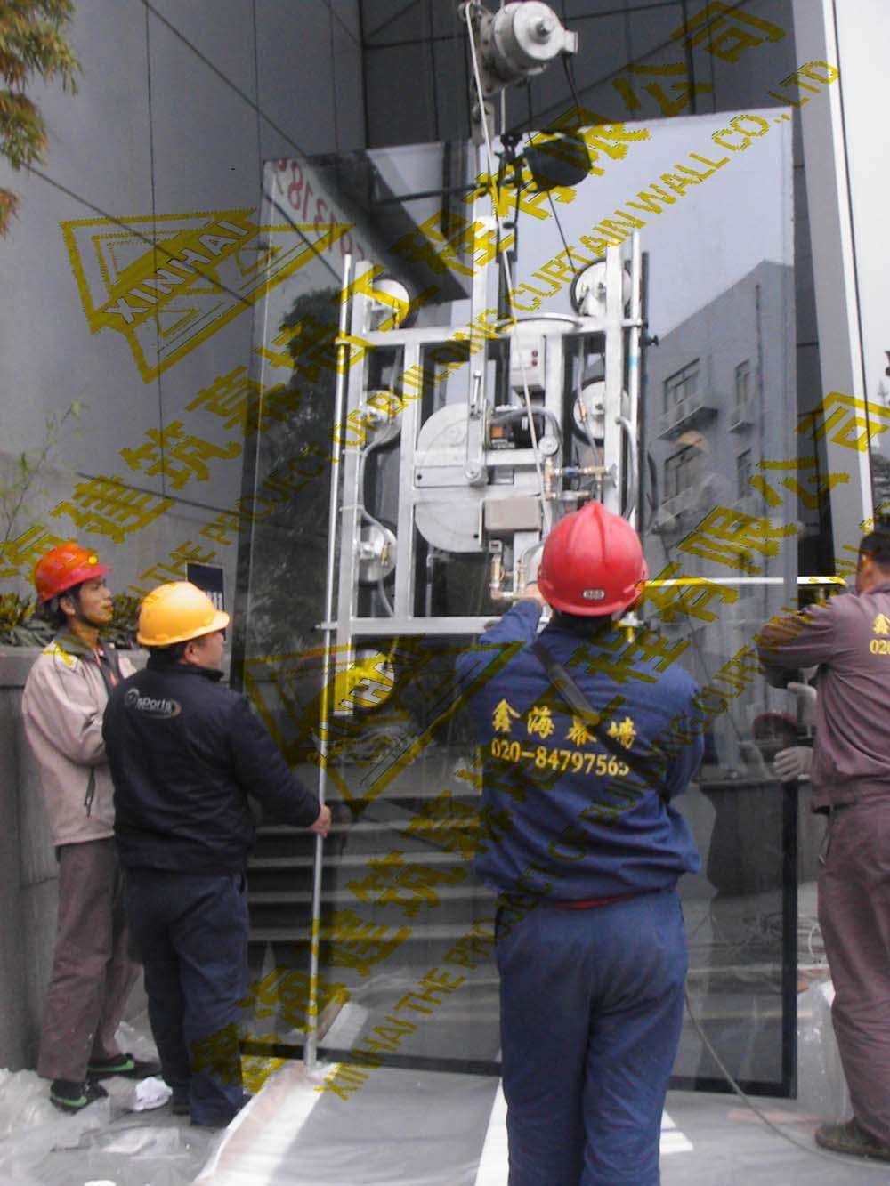 广州提供好的幕墙玻璃安装服务 -幕墙维修