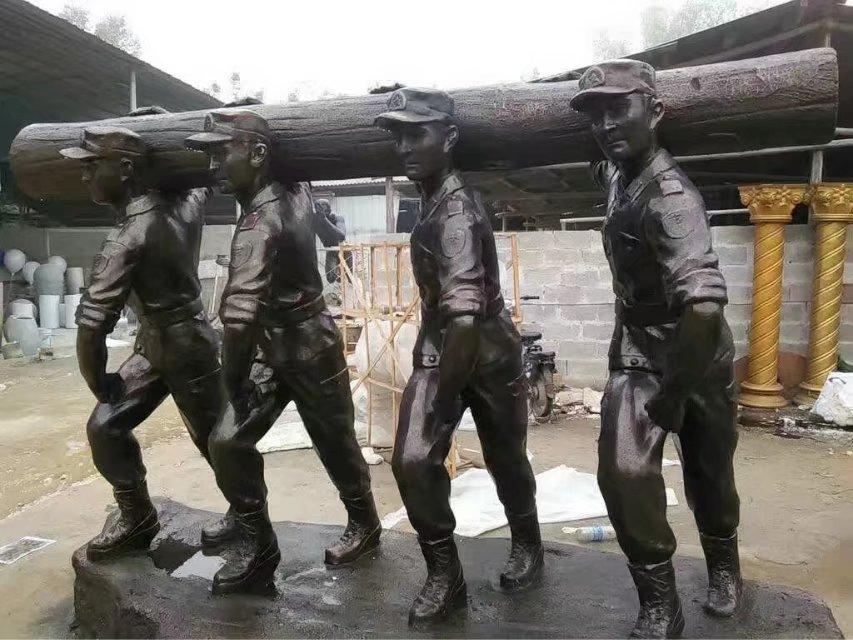 桂林人物雕塑 煌庭雕塑专业供应广西人物雕塑