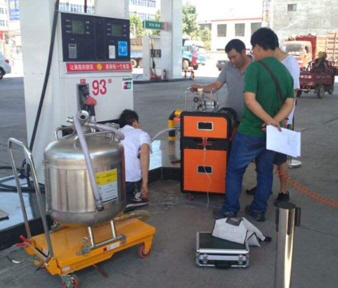 山东加油站油气回收检测奥佳检测供应 油气回收检测价格合理