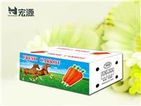 出口胡蘿卜專用箱-宏源包裝包裝箱堅固耐用