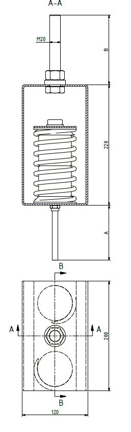 要买好的吊架弹簧减震器当选宁远船舶设备公司 安徽吊架弹簧减震器