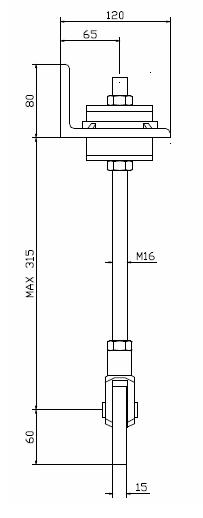 品牌好的VT345P摆钟供应-广东全金属机械安装件