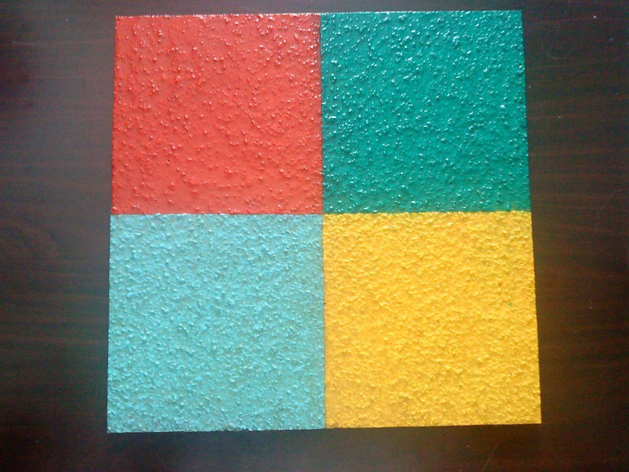 甘南彩色防滑涂料-甘肃高质量的彩色防滑涂料批销