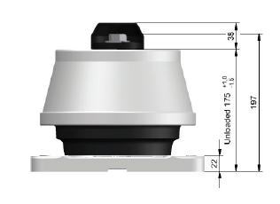 物超所值的减振器供销_橡胶减振器