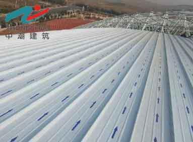 甘肃铝镁锰屋面工程-兰州铝镁锰专业厂家