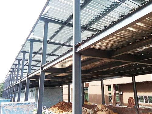 阁楼安装多少钱-靠谱的钢结构阁楼工程推荐