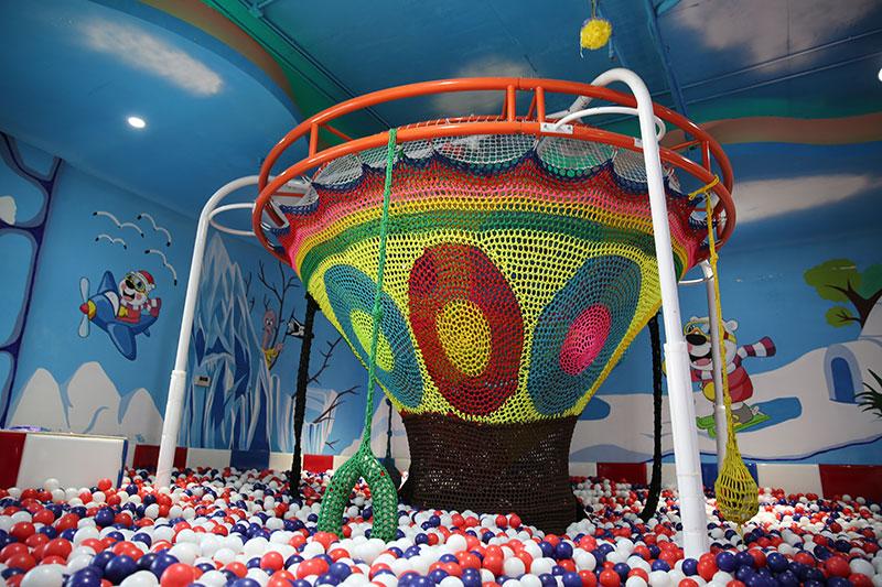 四川淘气堡游乐园加盟-创新的儿童淘气堡乐园就在卡希尔游乐设备
