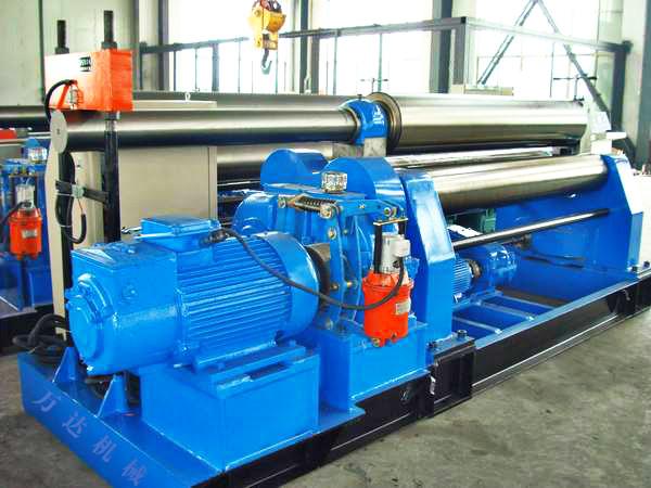 W11-12X2200|受欢迎的机械对称式三辊卷板机推荐