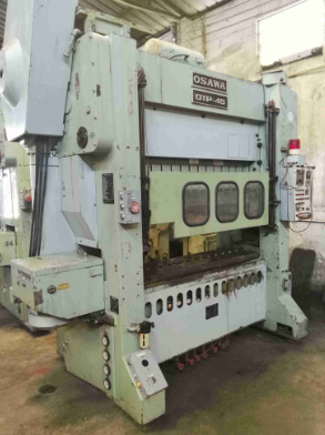 OTP-45吨多工位冲床专业生产厂家-新的OTP-45吨多工位冲床