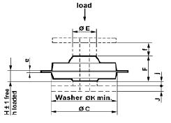 航空電 子設備橡膠彈性體安裝件-供應蘇州劃算的彈性體安裝件E1E
