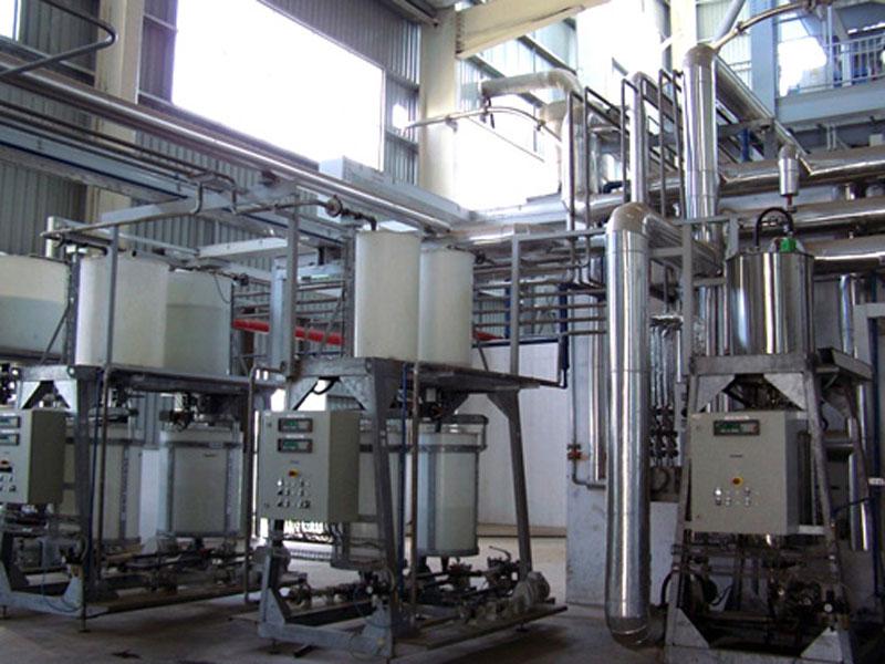捷龙自动化技术连续平压进口施胶系统生产商_自动配胶系统