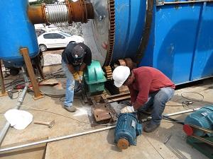 废油泥炼油设备|商丘四海批发塑料环保炼油设备