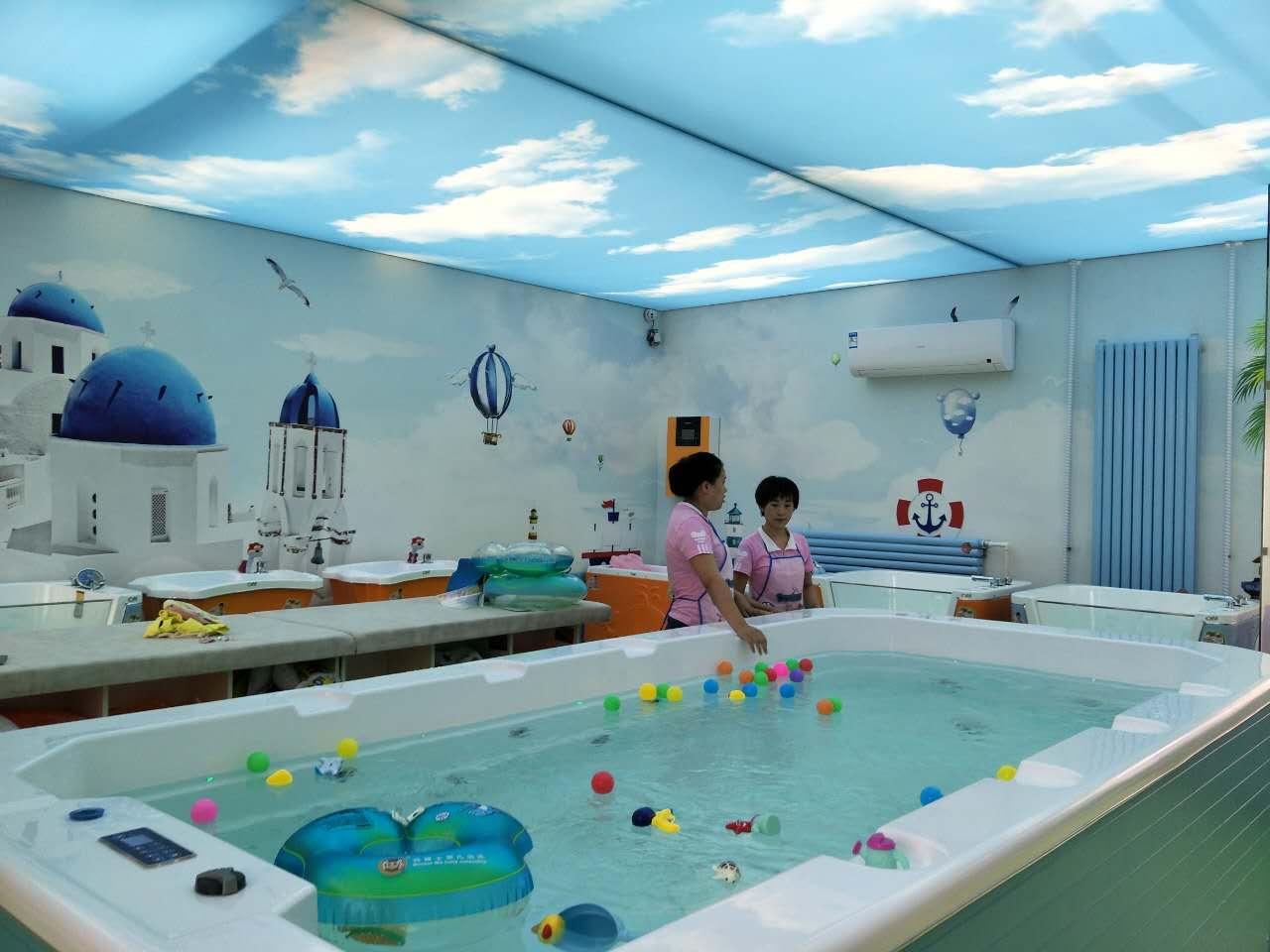 广西开一家婴儿游泳馆需要投资多少钱