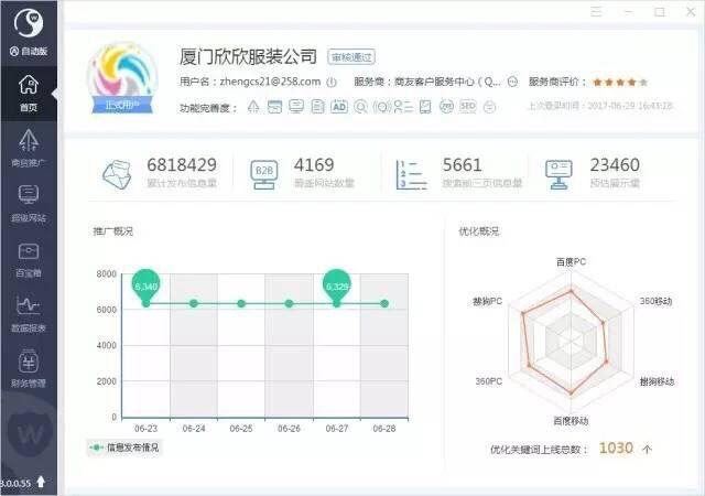 台州网站优化公司——上海市哪里有供应口碑好的搜索引擎排名