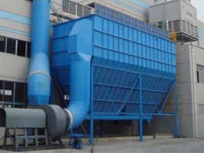 布袋式除尘-江苏重林除锈设备科技布袋式除尘设备生产商