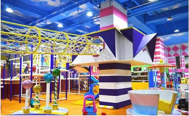 在哪里開兒童樂園