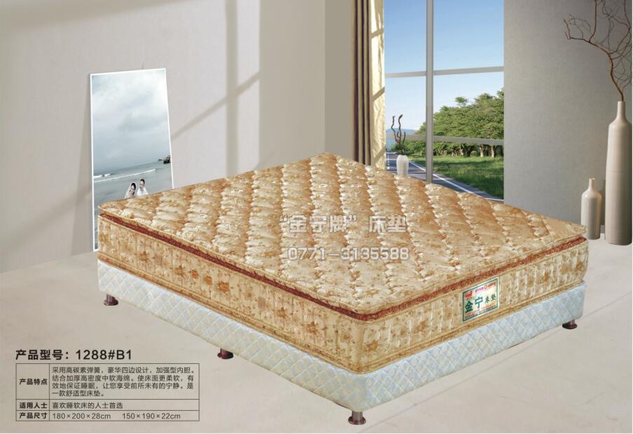 钦州弹簧床垫批发|广西弹簧床垫知名供应商