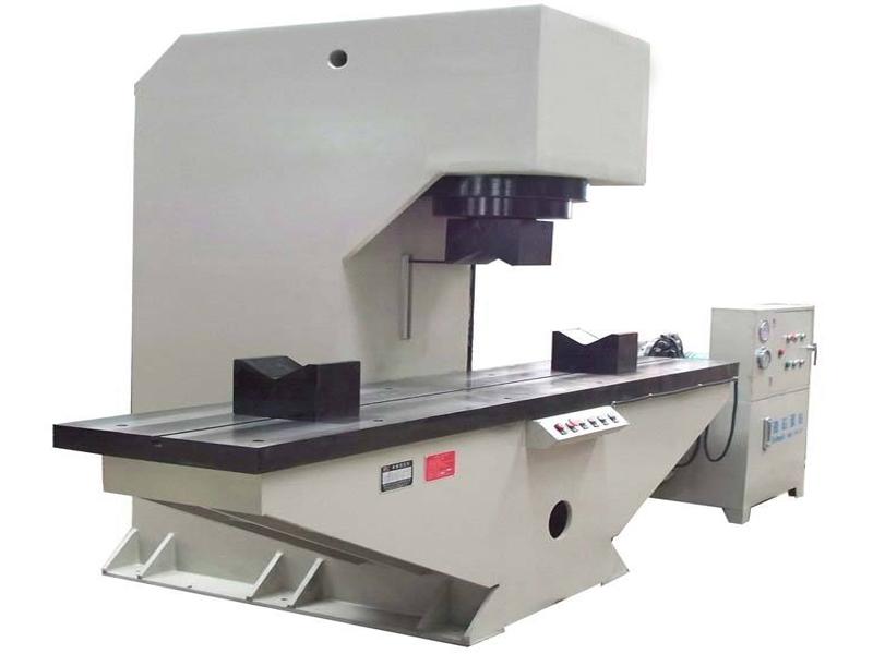 液压矫直机器设备 100吨液压机 单臂油压机床 数控调直机器
