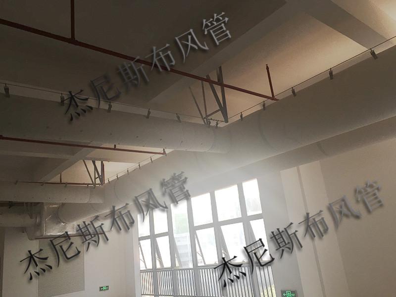 纤维布风管信用企业 想买价位合理的纤维风管,就来深圳市杰尼斯环保科技