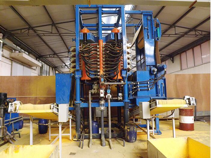 煙臺未來自動_專業的陶瓷染料現場提供商-天津液壓卸車機