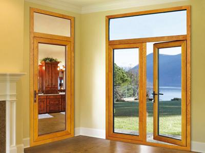 金昌门窗-专业的铝包木门窗供应