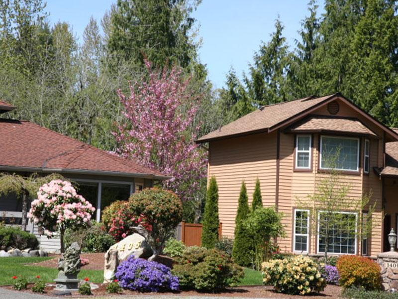 三秋地园林景观设计专业提供优质的别墅设计-生态酒店景观设计