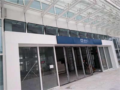 專業生產電動排煙窗——上海衡邦智能門窗——專業的電動排煙機提供商