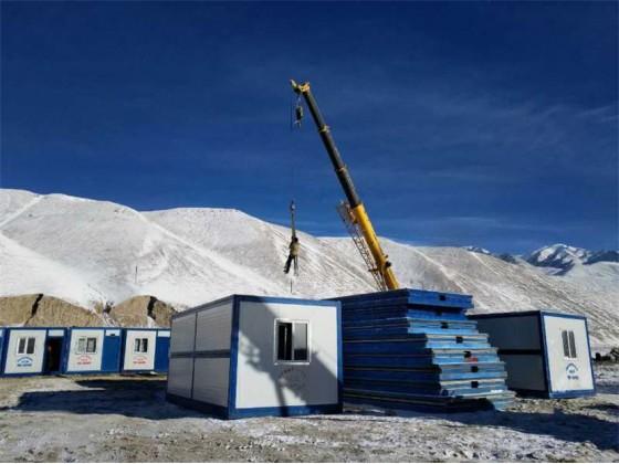 乌鲁木齐新疆折叠房价格_阿勒泰彩钢集装箱厂家