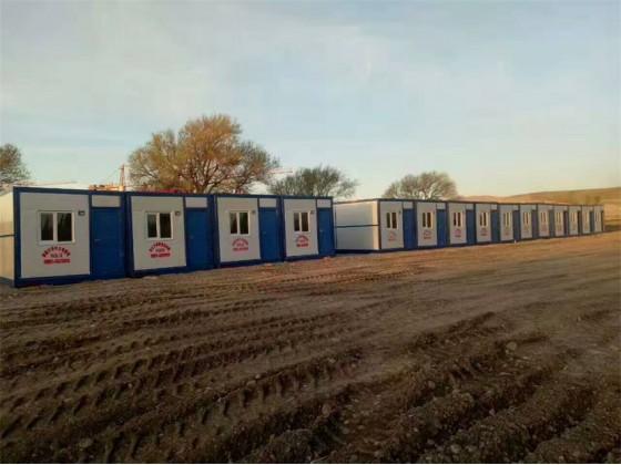 新疆折叠房每平方米价格-乌鲁木齐彩钢集装箱出售