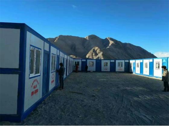 新疆住人集裝箱