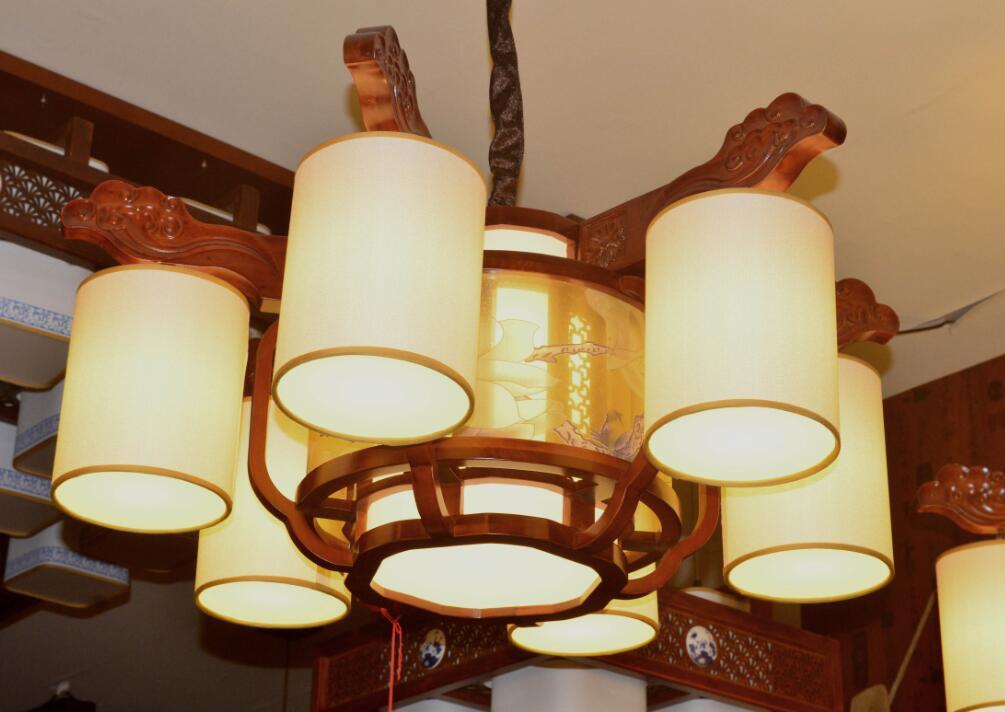 洛阳木头灯市场价——木头灯价格如何