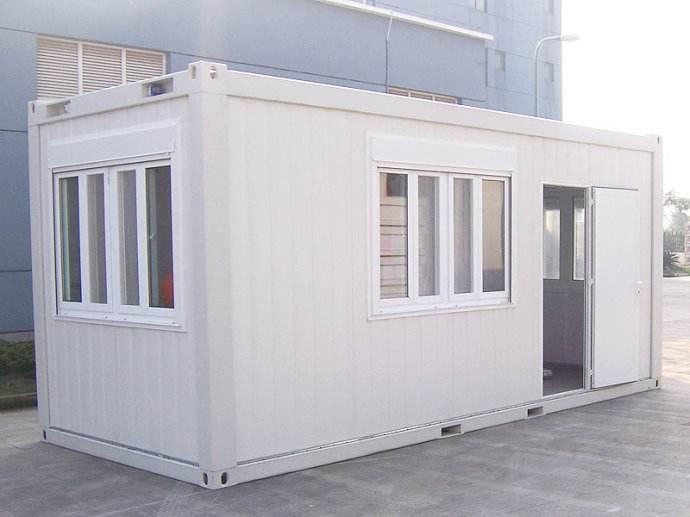 阿拉善盟集装箱,供应物超所值的宁夏集装箱