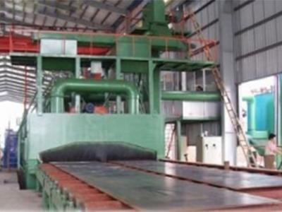 江苏具有口碑的抛丸机供应商是哪家,天津抛丸机