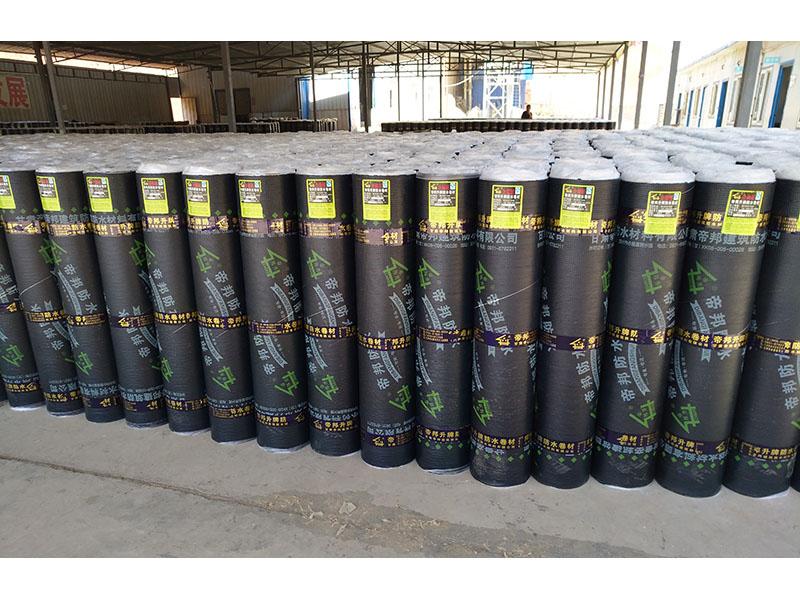 陇南防水工程|口碑好的防水材料供应商,当属甘肃帝邦建筑防水材料