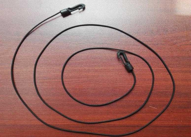 选质量好的卷帘绑绳 1根3米,就到牛电科技——惠州做汽车遮阳小车帽