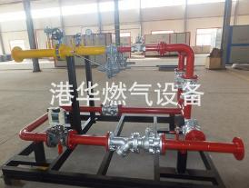 煤改气设备焊接-潍坊超实惠的燃气调压设备出售