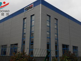 甘肃彩钢板厂家-哪儿能买到优良的拱形钢屋盖系统呢