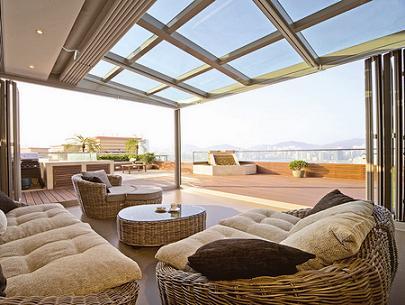 安丘移动阳光房-好用的阳光房明原门窗供应