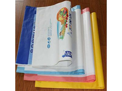 临夏彩印编织袋订做_兰州哪里买好用的彩印编织袋