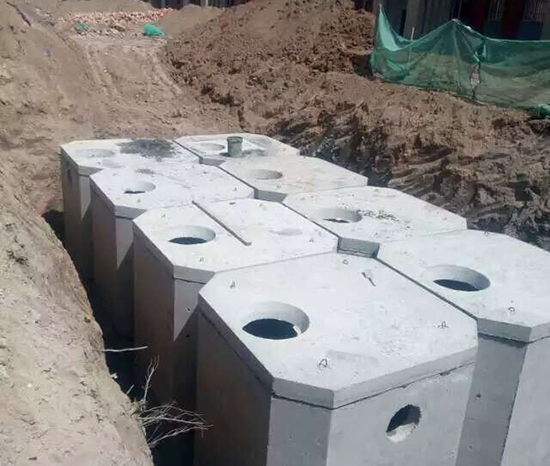 買優惠的化糞池,就來寧夏翔銘工貿_蘭州鋼筋砼化糞池