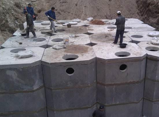 寧夏新品化糞池批銷——石嘴山化糞池廠家