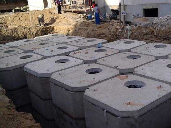 買好的化糞池就來寧夏翔銘工貿-蘭州鋼筋砼化糞池