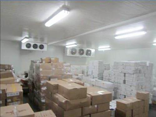 中堂冷库工程 专业的海鲜冷库设备【供应】