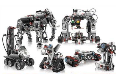 乐高机器人教育_声誉好的乐高机器人教育机构,当属河南启之程教育科技