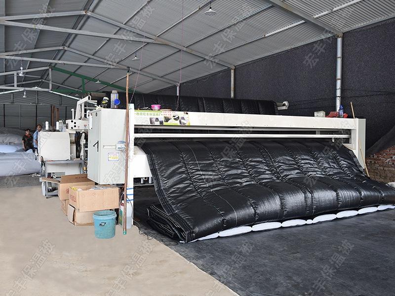 靠譜的河北大棚保溫棉被供應商推薦_大棚保溫被