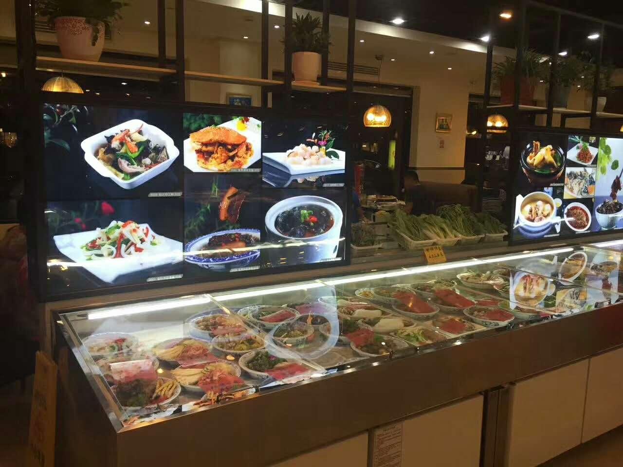 顺通制冷设备提供有品质的郑州海鲜柜 节能环保海鲜蒸柜