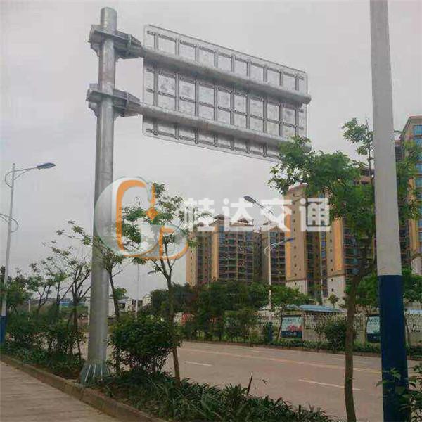广西道路标志杆厂家 哪里能买到优惠的标志杆