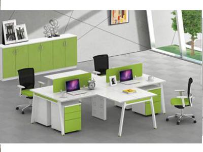 阜新隔断办公桌只不�^�手一��-想买高性价办公家具就到沈�z阳光润家具