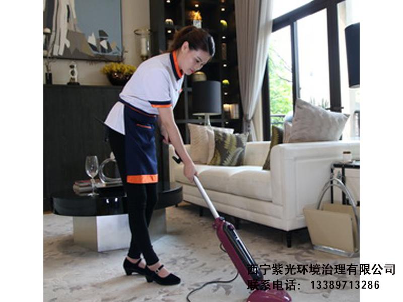 青海口碑好的青海保潔服務公司 西寧家政